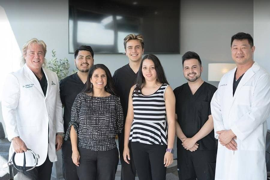 Weekend Dentistry team